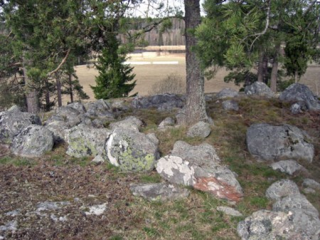 Kullunge - största graven