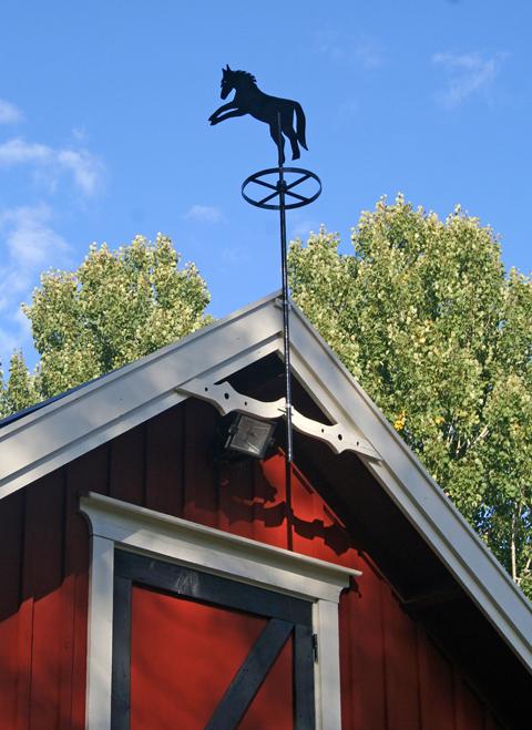 Vår nya gamla vindflöjel