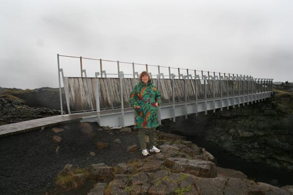 Bron mellan kontinentalsocklarna